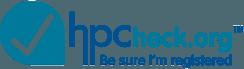 hpcheck registered